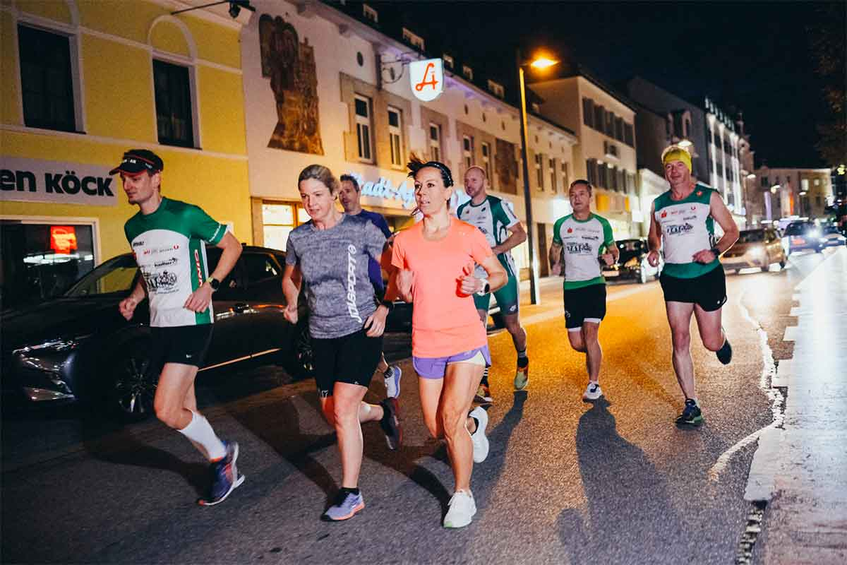 Night Run Amstetten