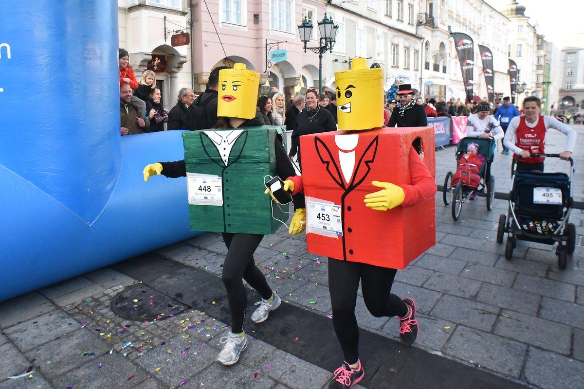 Silvesterlauf Linz