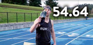 400 Meter Crocs World Record