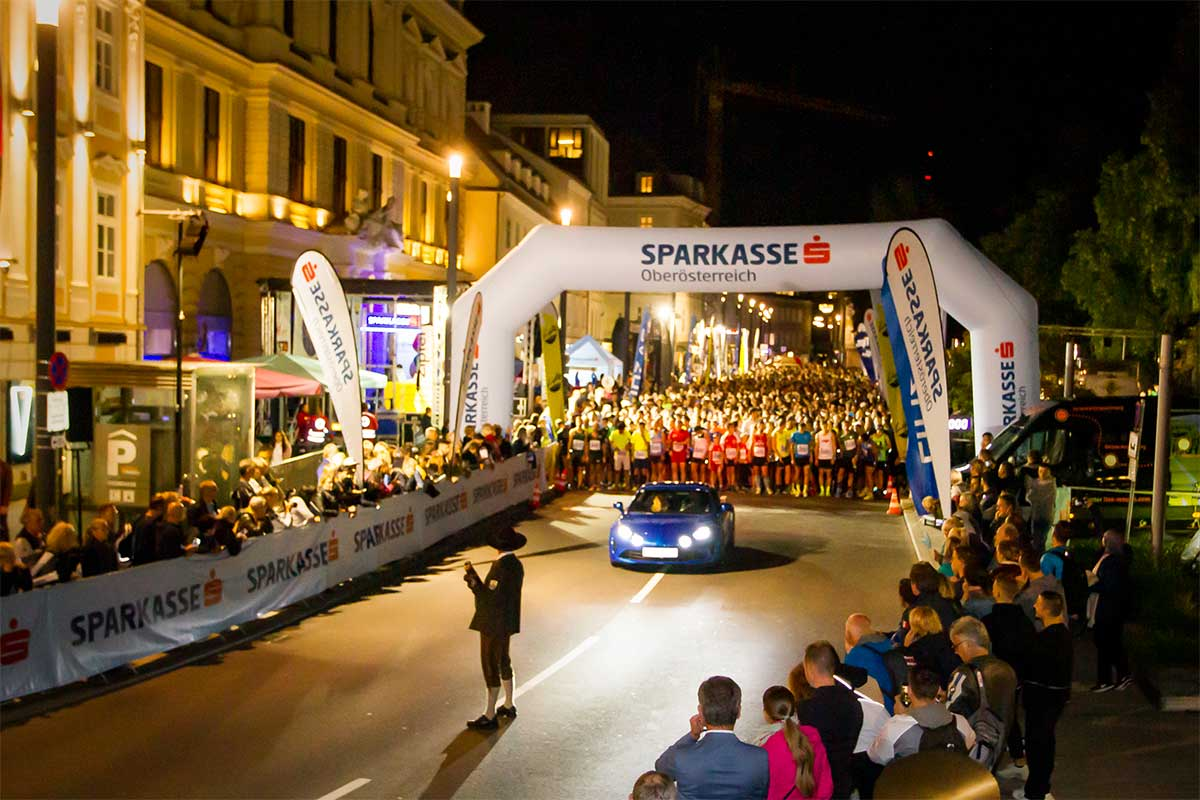 City Night Run Linz