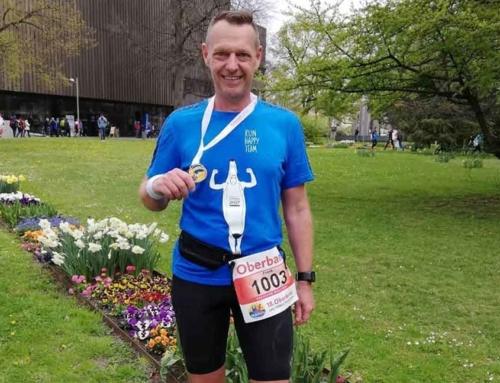 Mein erster Marathon: Frank Ortler