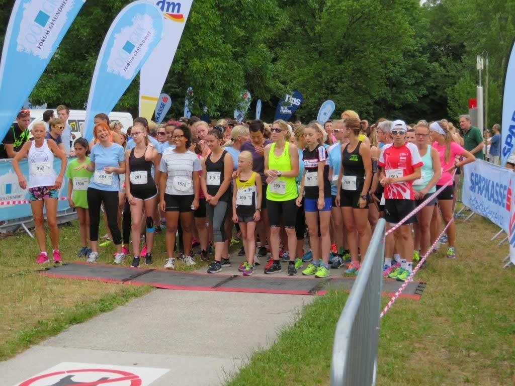 Frauenlauf Linz