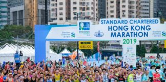 Hong Kong Marathon 2019