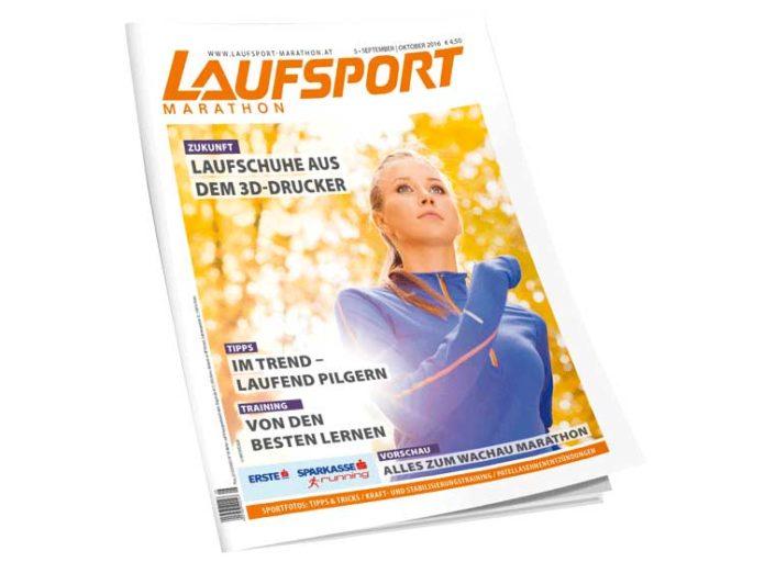Laufsport Marathon Magazin