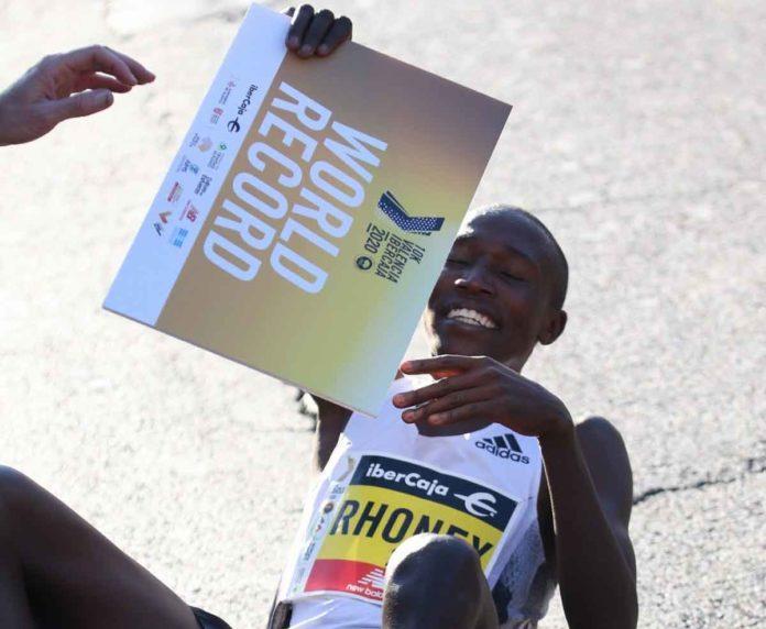 10 Kilometer Weltrekord