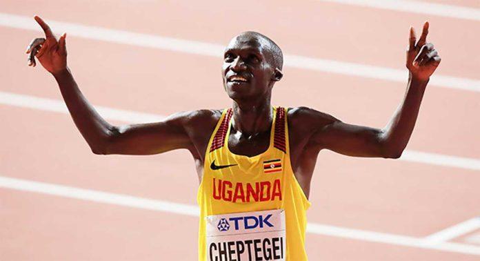 Joshua Cheptegei