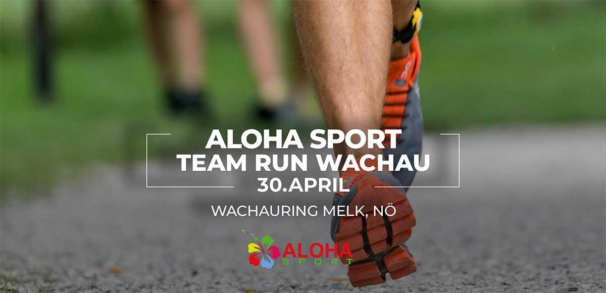 Aloha Team Run Wachau