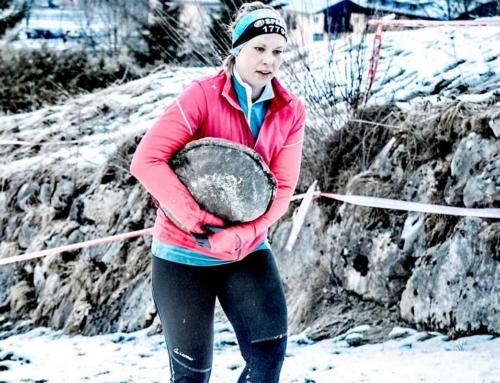 Mein erster Hindernislauf: Bettina Fink