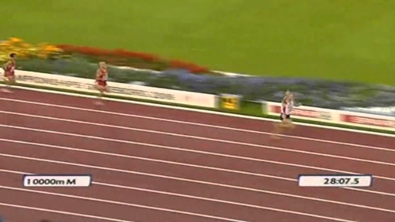 Laufmotivation: Jan Fitschen auf dem Weg zu EM Gold 2006 1