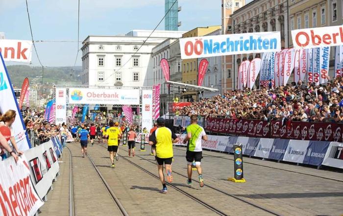 Linz Marathon | Foto: Klaus Mitterhuber