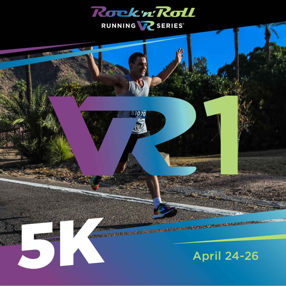 Rock'n'Roll VR Marathon