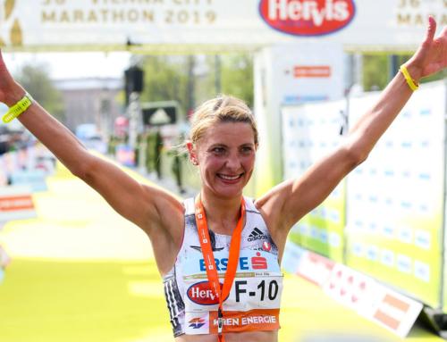 ÖMS Marathon: Wutti gewinnt mit Rekord, Kosgei als Überraschungssieger