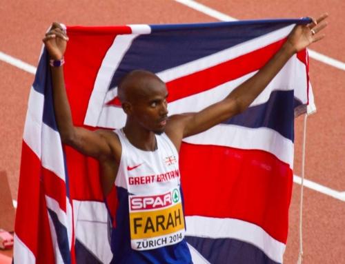 Mo Farah peilt Stundenweltrekord an