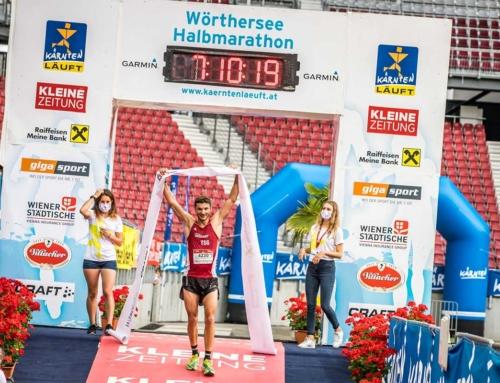 Über 2.000 Teilnehmer bei Kärnten läuft