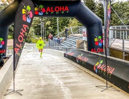 Erfolgreiche Premiere für ALOHA Race the Track in Innsbruck