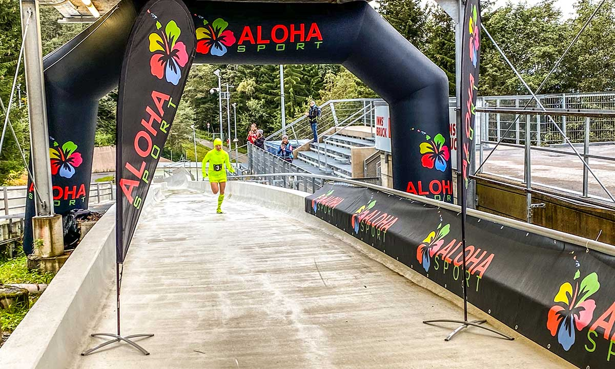 ALOHA Race the Track Innsbruck