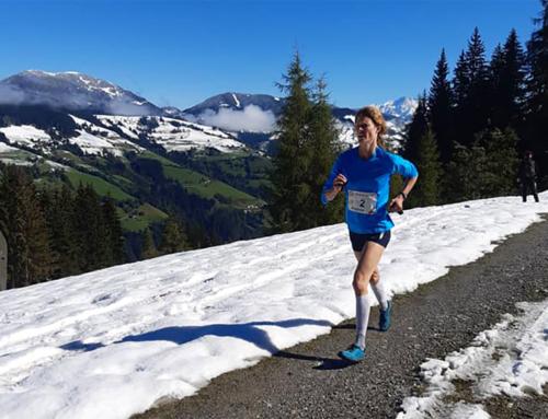 Andrea Mayr und Manuel Innerhofer erneut Berglauf-Staatsmeister