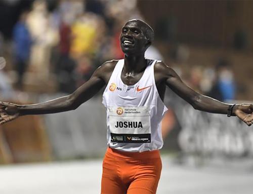 Cheptegei pulverisiert 10.000 Meter Weltrekord