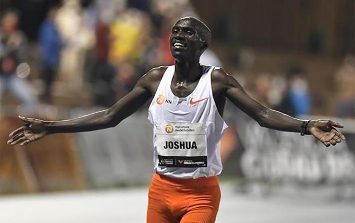 Cheptegei läuft neuen 10.000 Meter Weltrekord
