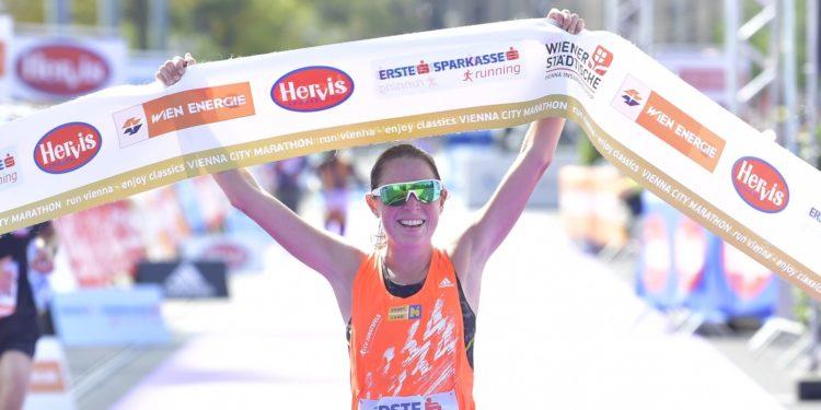 Victoria Schenk | Vienna City Marathon 2021