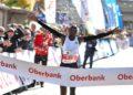 Linz Marathon Siegerin 2021